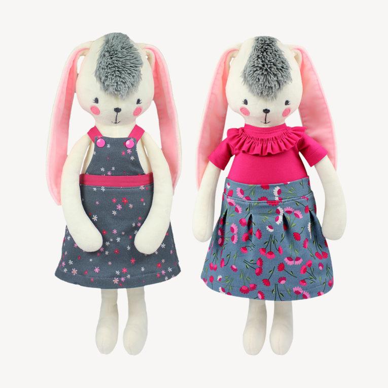 "Puppenkleidung nähen für ""MELLY & MATTES"" by Lila-Lotta"