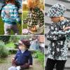 Sweatjacke BERND für Kinder: Probenähergebnisse