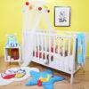 Babysachen nähen für's Kinderzimmer