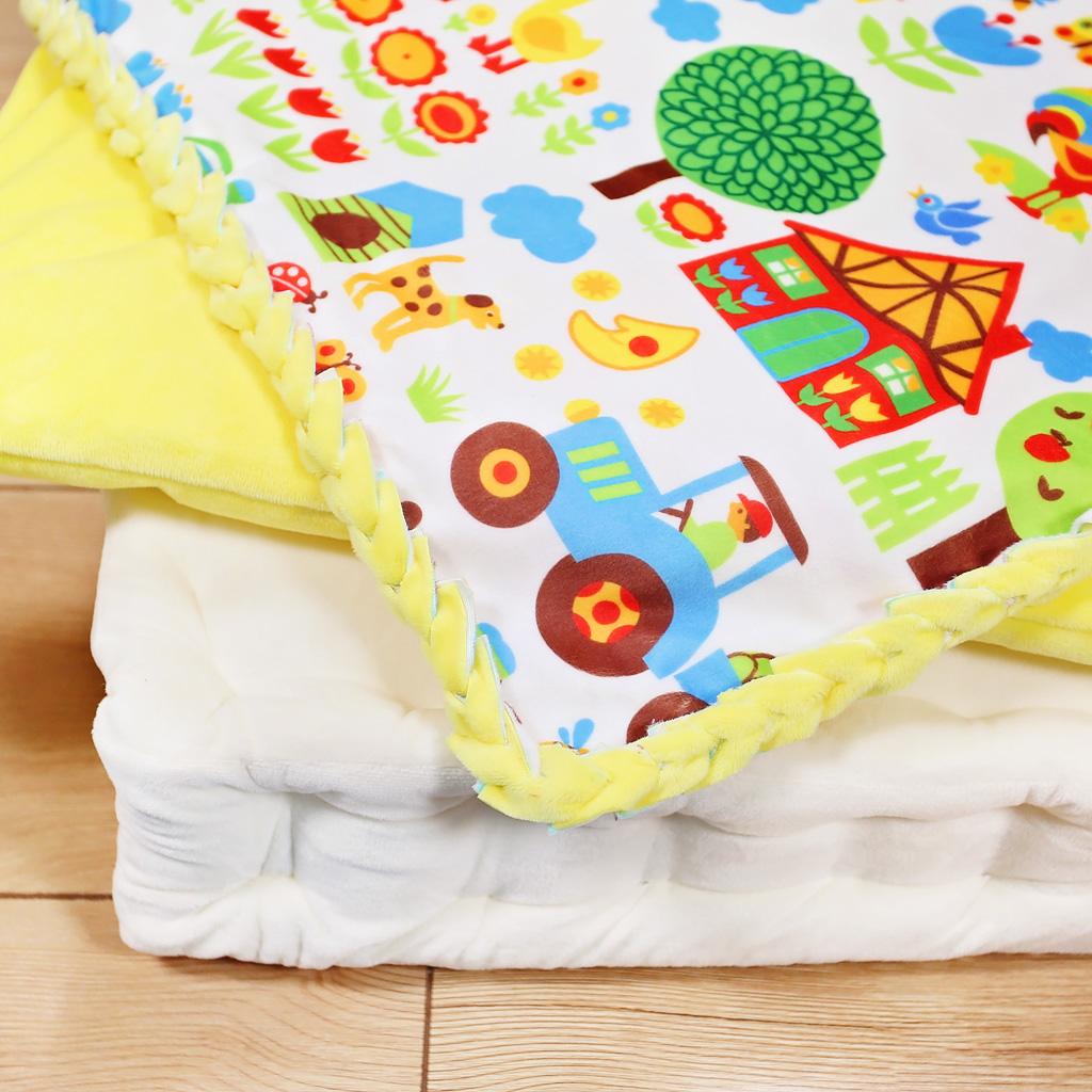 babydecke n hen ein kuscheliges geschenk zur geburt kullaloo. Black Bedroom Furniture Sets. Home Design Ideas