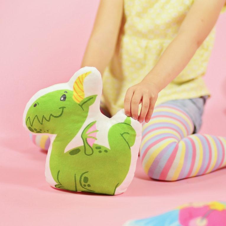 Nähen mit Kindern: Nähset z.B. für Kindernähmaschine