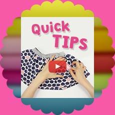 QUICK TIP Videos