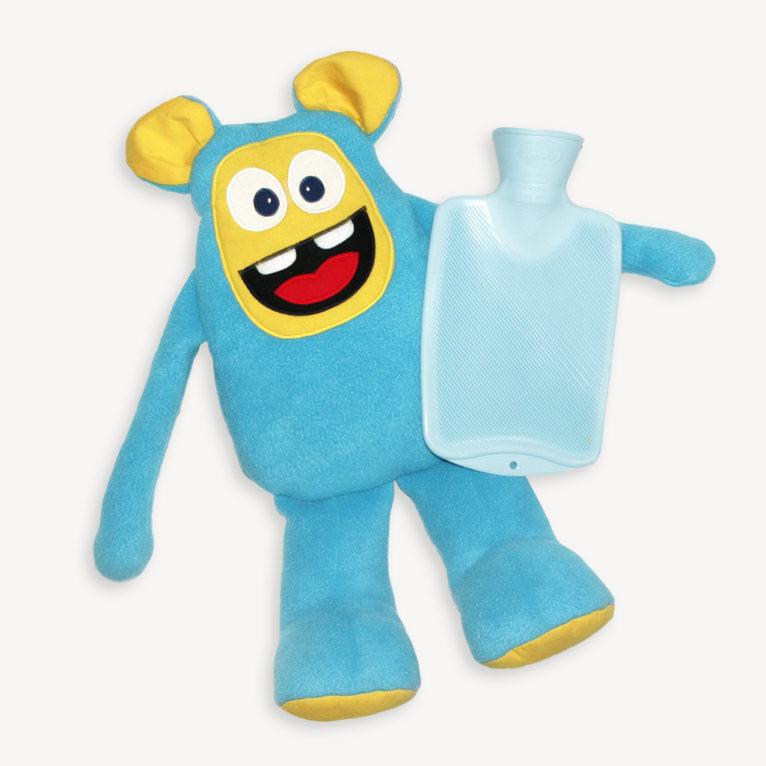 Wärmflaschenbezug fürs Baby selber nähen