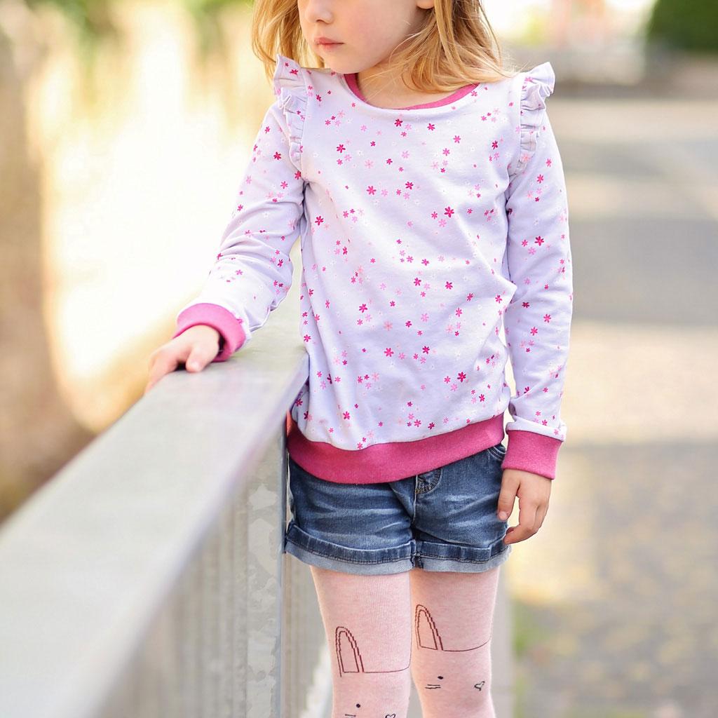 Kinder Pullover Mädchen Oberteil