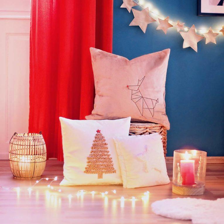 Weihnachtsdeko nähen