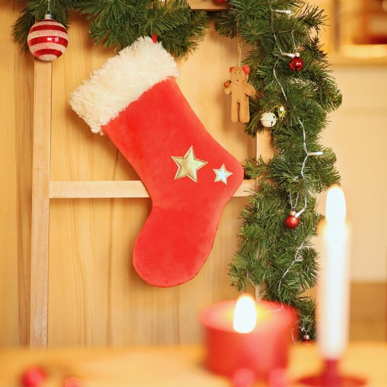 Nikolausstiefel nähen: kostenloses Schnittmuster
