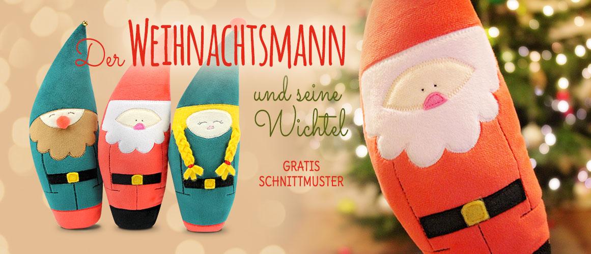 Nähen für Weihnachten & Winter: Geschenke und Weihnachtsdeko selber ...