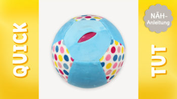 Quick Tut Video: Luftballonhülle nähen