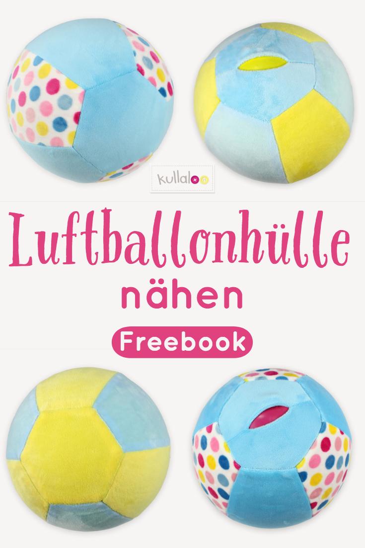 Luftballonhülle nähen Schnittmuster