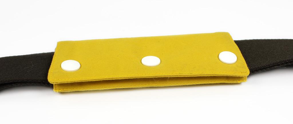 Nähnleitung Gurtpolster – mit Freebook