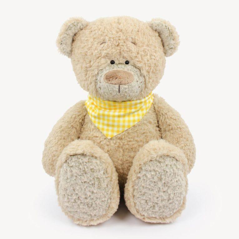 "Teddy selber nähen: Anleitung und Schnittmuster ""JOSHI"""