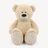 """Teddybär """"JOSHI"""" aus Fine Teddy in macadamia"""
