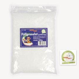 Füllgranulat grobkörnig für Kuscheltiere, EN 71-3, 500g