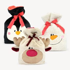 kullaloo QuickSchnitt: Kuscheligen Geschenkesack nähen