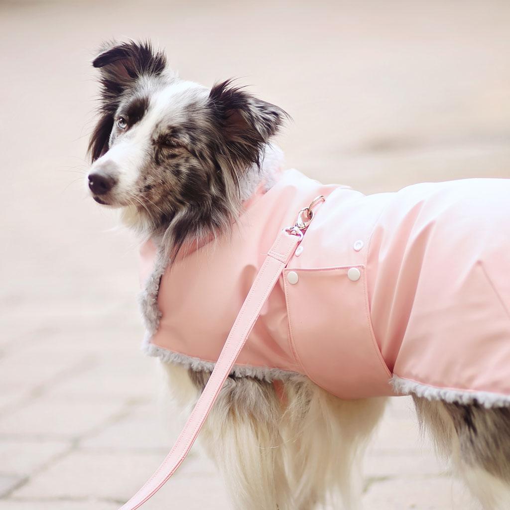 "Hundejacke nähen mit Schnittmuster ""FIFFI"""