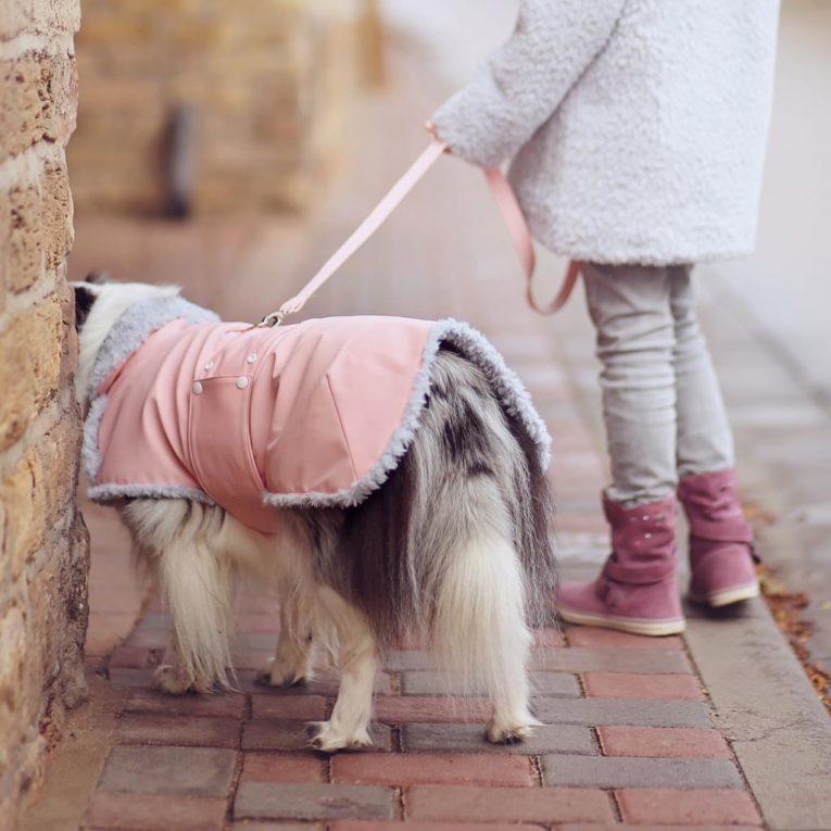 "Schnittmuster Hundemantel nähen ""FIFFI"""