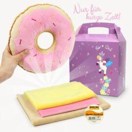 """Nähset für Mini-Donut-Kissen """"SWEETY"""""""