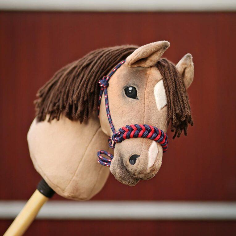 Wolle MAXI MERINO braun zum Hobby Horse Mähne machen – Katia