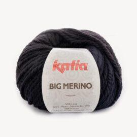 Wolle BIG MERINO schwarz zum Hobby Horse Mähne selber machen – Katia