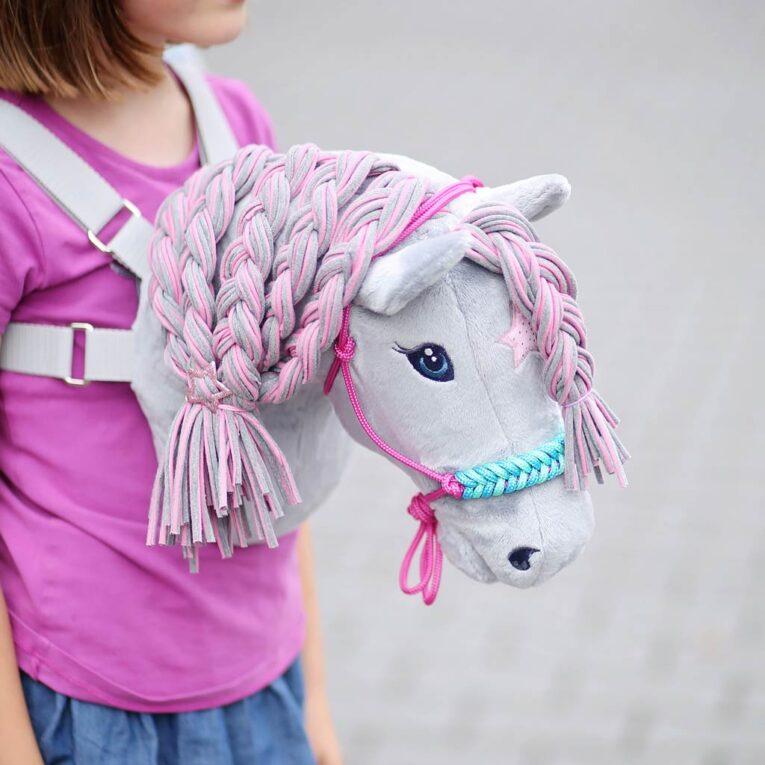 """Hobby Horse Schnittmuster """"HOLLY"""": Pferd zum Umschnallen"""
