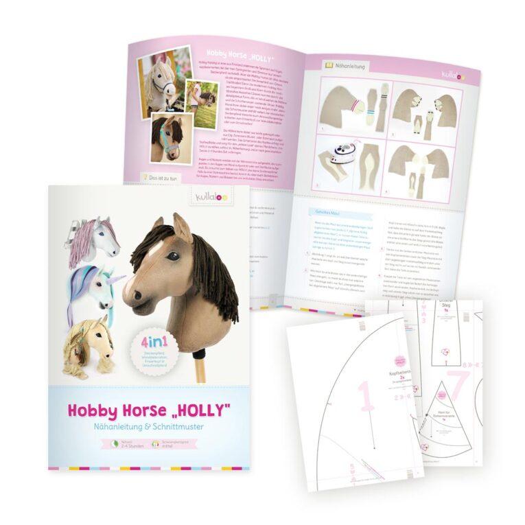 "Hobby Horse Schnittmuster ""HOLLY"": Nähanleitung"