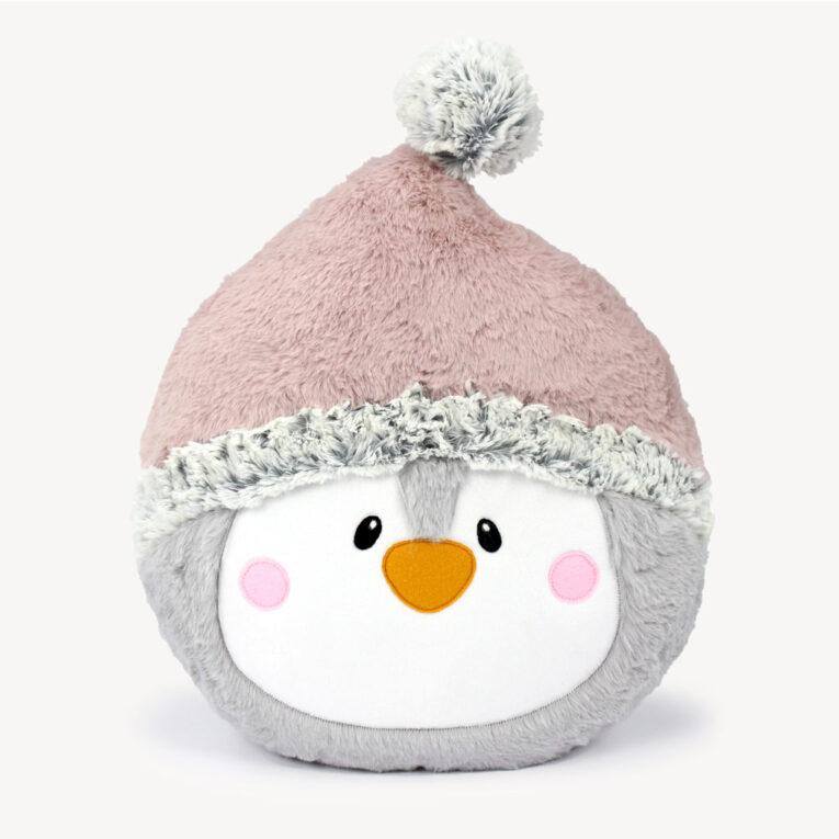 kullaloo QuickSchnitt: Pinguin Kissen nähen