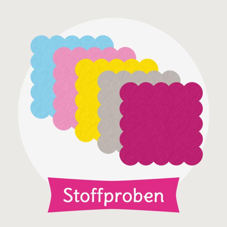"""Stoffproben """"klein"""""""