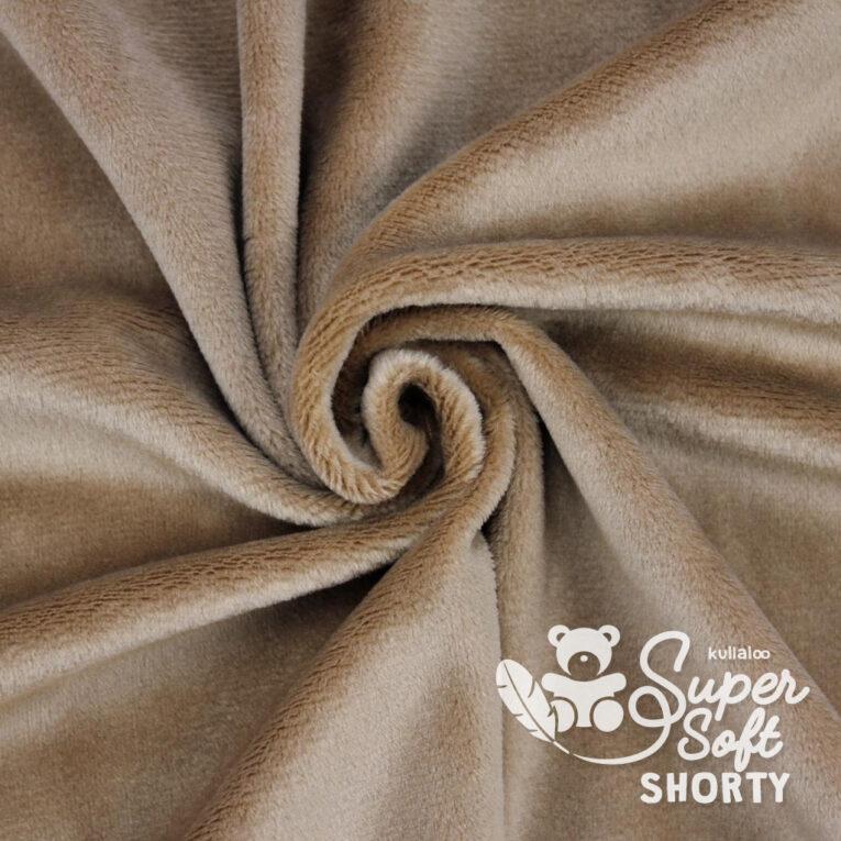 Plüsch braun / taupe – 1,5 mm SuperSoft SHORTY