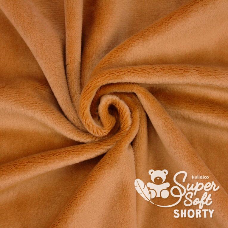 Plüsch fuchsbraun / ginger – 1,5 mm SuperSoft SHORTY