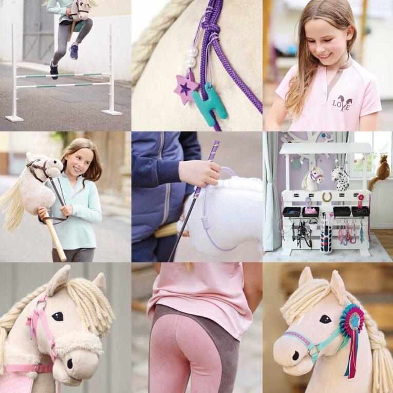 """Highlights aus """"Mein Hobby Horse & ich"""" – Hobby Horse Zubehör und Reitkleidung nähen"""