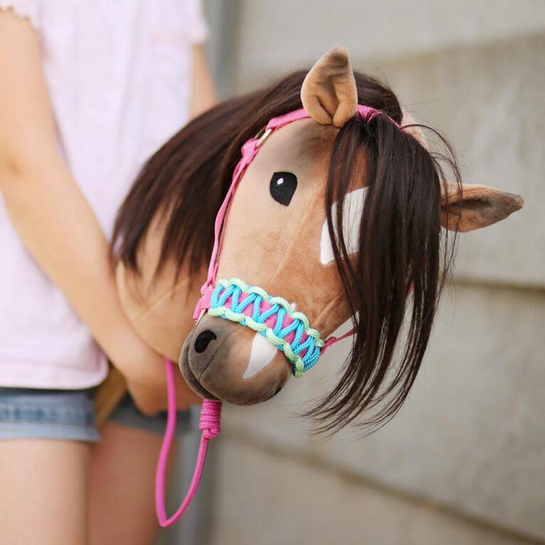 Hobby Horse Mähne aus Extensions machen