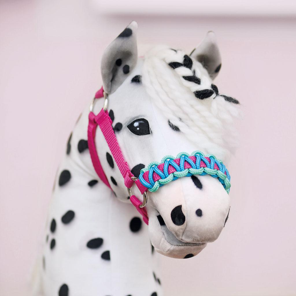 Hobby Horse Stoffe mit Fellmuster: Tigerschecke