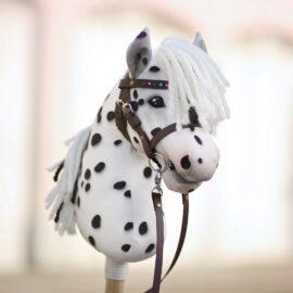 Hobby Horse Zaumzeug selber machen: Einfache Trense