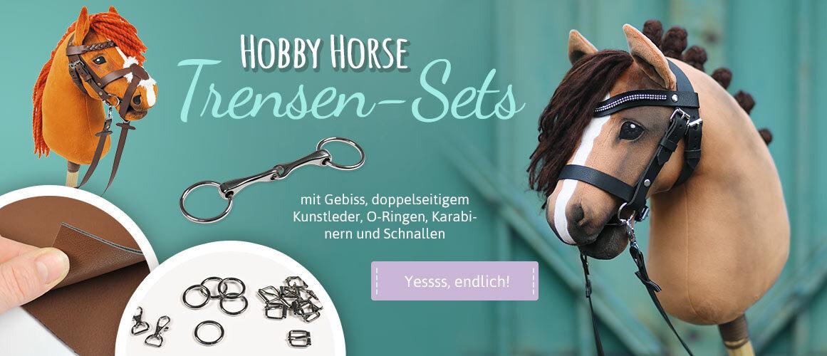 Hobby Horse Trense selber machen: Bastel-Set