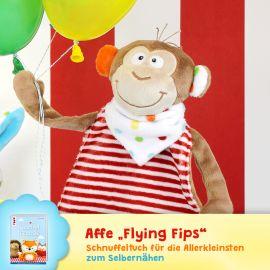 """Schnittmuster Affe """"Flying Fips"""""""