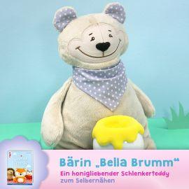 """Schnittmuster Bär """"Bella Brumm"""""""