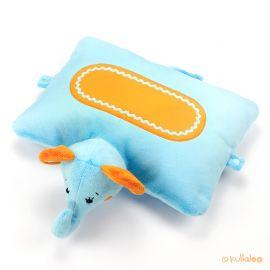 Schnittmuster Elefant Kissen