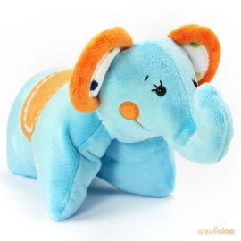 Schnittmuster Elefant Stofftier