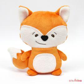 Schnittmuster Fuchs Plüschtier