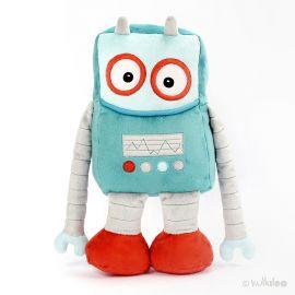Schnittmuster Roboter Kuscheltier